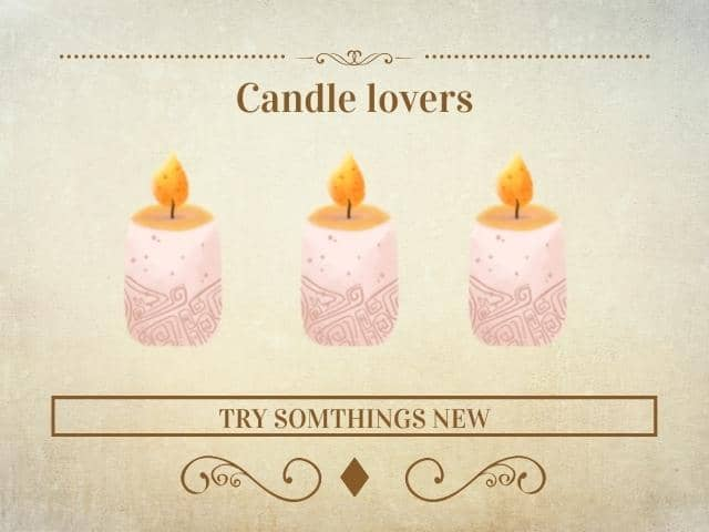 Candle lovers